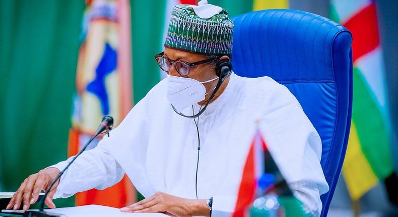 President Muhammadu Buhari calls on international community to support peaceful transition in Chad. [Presidency]