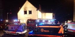 W pożarze zginęli matka i synowie. Pogorzelcy potrzebują pomocy
