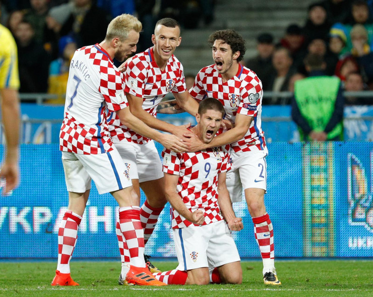 Fudbalska reprezentacija Hrvatske