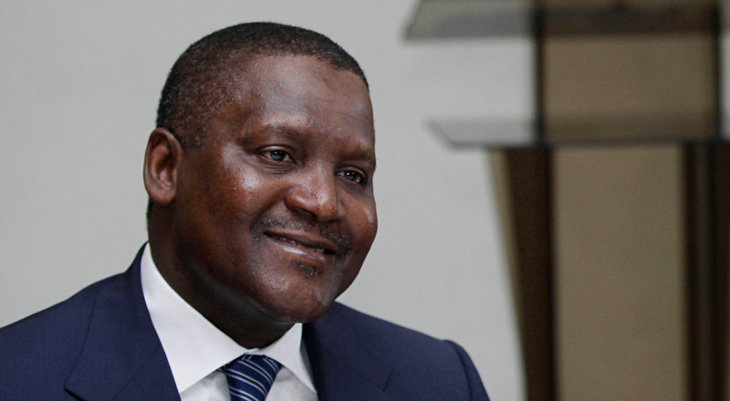 Africa's wealthiest man, Aliko Dangote, rated one of the world's greatest leaders - see top 15