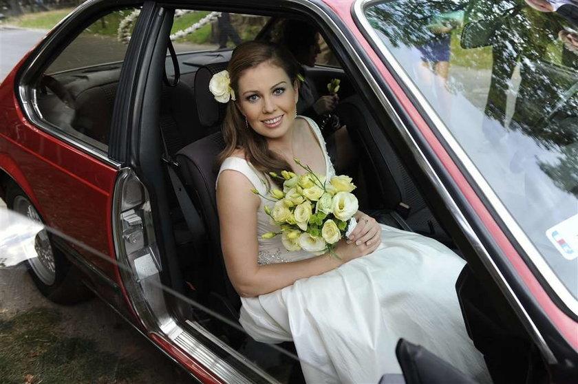 Ślub Mariolki z Kiepskich. Foto