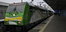 Pierwszy kurs pociągu Kolei Mazowieckich