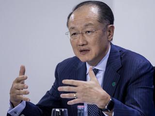 Jim Yong Kim ponownie wybrany na prezesa Banku Światowego