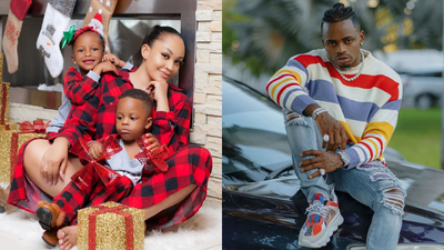 Zari Hassan clears the air on reports of getting back with Diamond after landing in Tanzania (Video)