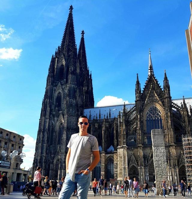 Veljko u Nemačkoj radi tri godine i tamo je našao sve što mu je ovde nedostajalo