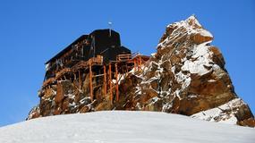 Ślub w najwyżej położonym schronisku górskim w Europie