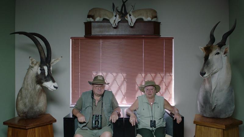 """""""Safari"""": kadr z filmu"""
