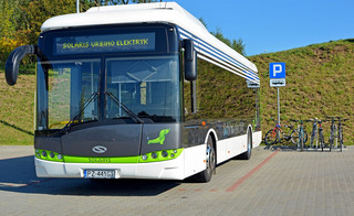 Kolejne polskie miasta kupują e-autobusy
