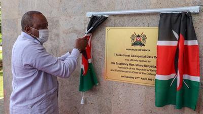 President Uhuru launches Digitized Land Management system
