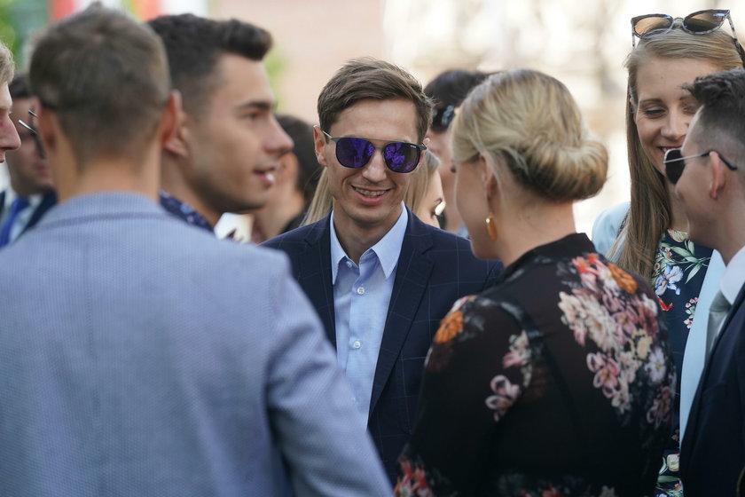 Maciej Kot wziął ślub