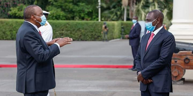 Details emerge on meeting where CSs confronted DP William Ruto in front of President Uhuru Kenyatta | Pulselive Kenya