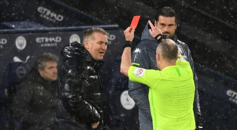 'Reluctant' Villa boss Smith to serve touchline ban
