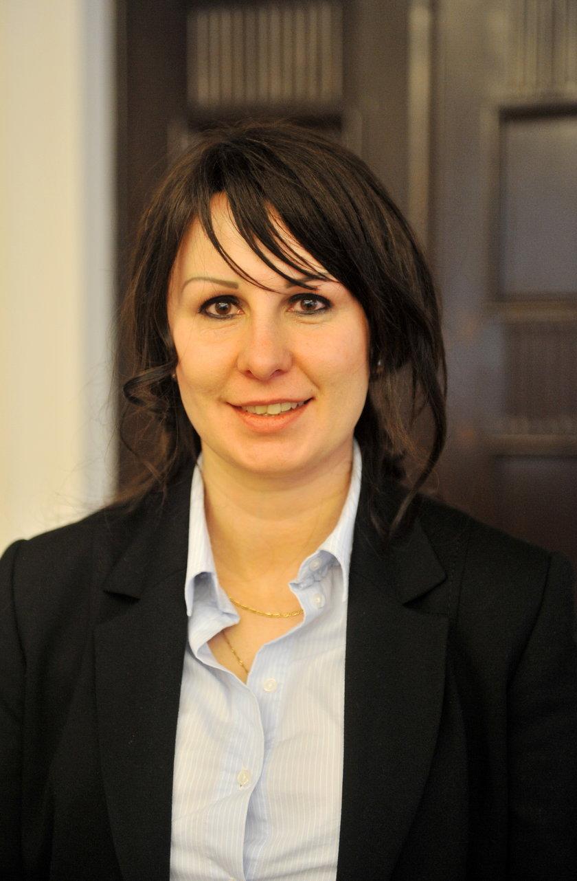 Katarzyna Bartosz, radna SLD