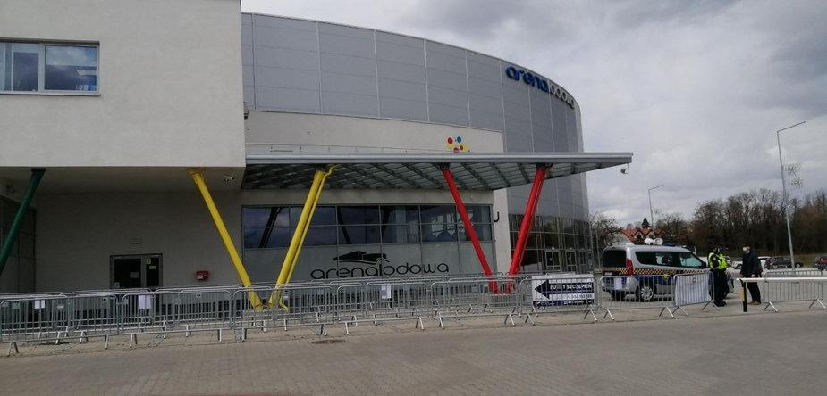 Arena Lodowa w Tomaszowie Mazowieckim