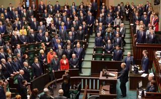 Pierwsze posiedzenie Sejmu w 2019 roku [PODSUMOWANIE]