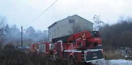Tragedia w Kaliszu. Szewc zginął w płomieniach