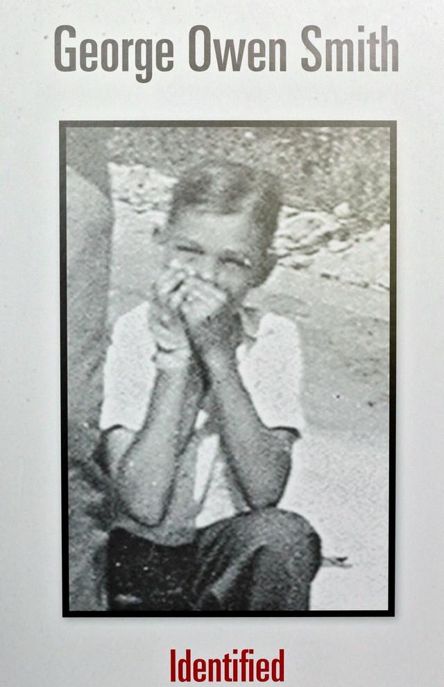 Jedna od žrtava:Džordž Oven Smit