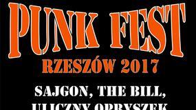 Punk Fest po raz kolejny w Rzeszowie. Zagrają m.in. The Bill i Sexbomba