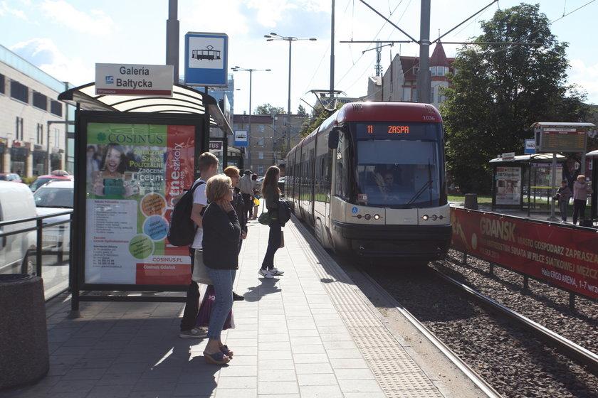 Tramwaj w Gdańsku