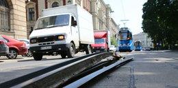 Basztowa bez tramwajów