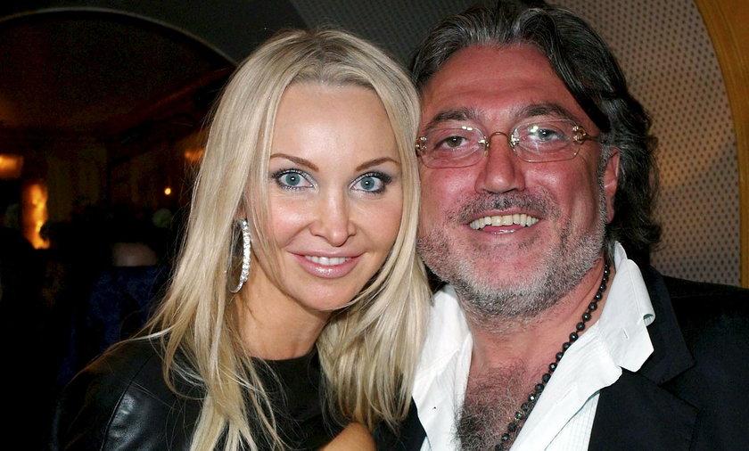Heather Bird i Robert Tchenguiz
