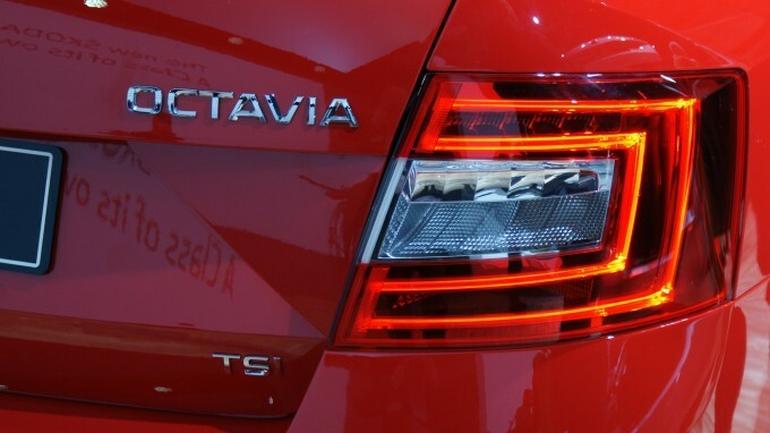 Nowa Skoda Octavia III za 59,5 tys. zł