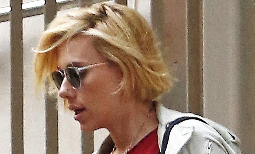 Nowa fryzura Scarlett Johansson