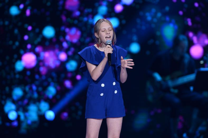 The Voice Kids 3: Julia Totoszko