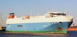 Zderzenie dwóch statków: Polacy w załodze!