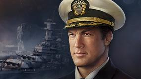 Steven Seagal w World of Warships