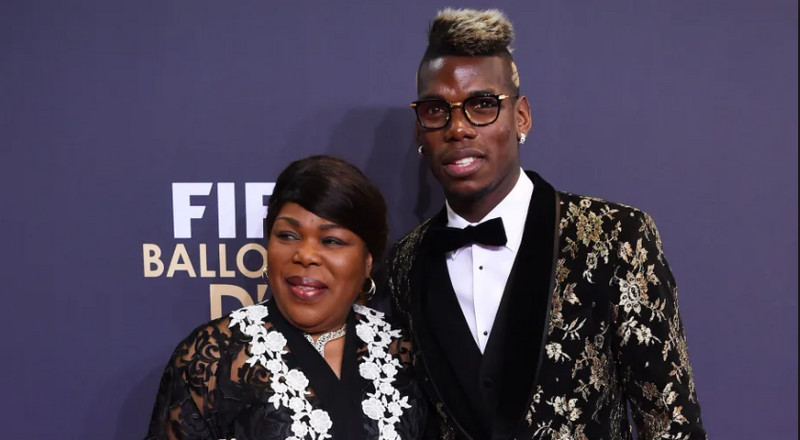 Paul Pogba and mum join forces against troll in hilarious Adidas advert