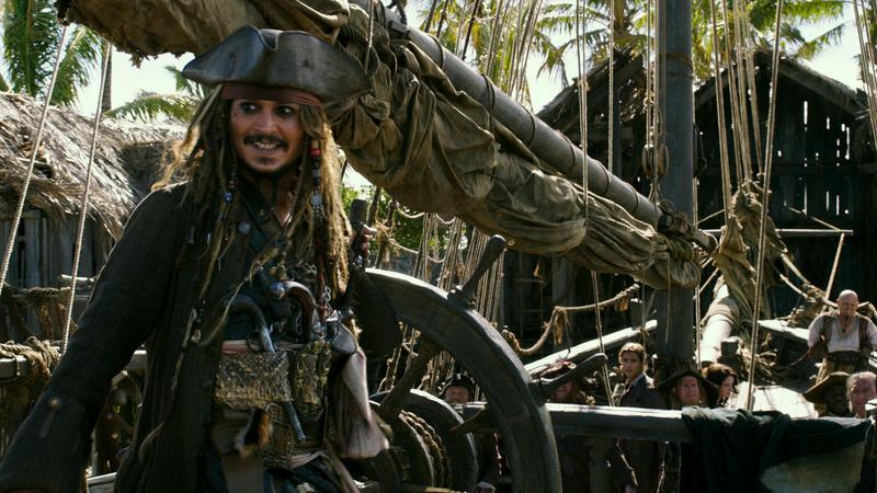 """""""Piraci z Karaibów Zemsta Salazara"""" - kadr z filmu"""