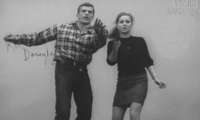 Anita Dymszówna i Marian Glinka