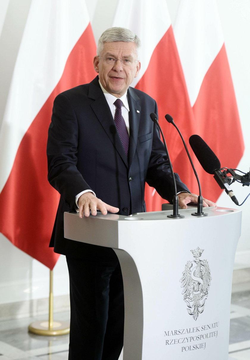 Karczewski kontra władze Jersey. Poszło o Pomnik Katyński
