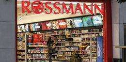 Kłopoty Rossmanna? Nie wykonali planu
