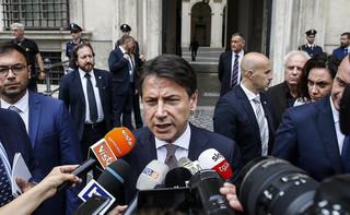 Kryzys rządowy we Włoszech. Niemal pewny rząd 'Conte bis' Ruchu 5 Gwiazd i Partii Demokratycznej