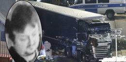 To on był kierowcą porwanej ciężarówki. Łukasz zostawił ukochaną żonę i syna