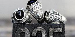 Dostali mistrzowskie pierścienie