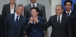 Schetyna szefem MSZ!
