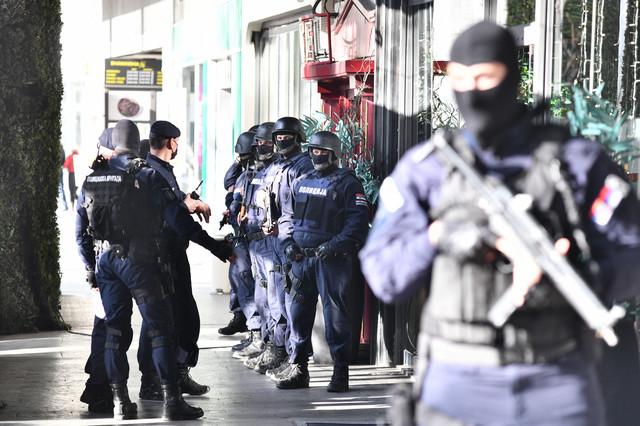 Policija u Kasini