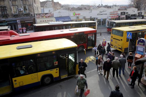 Promene na 15 linija gradskog prevoza