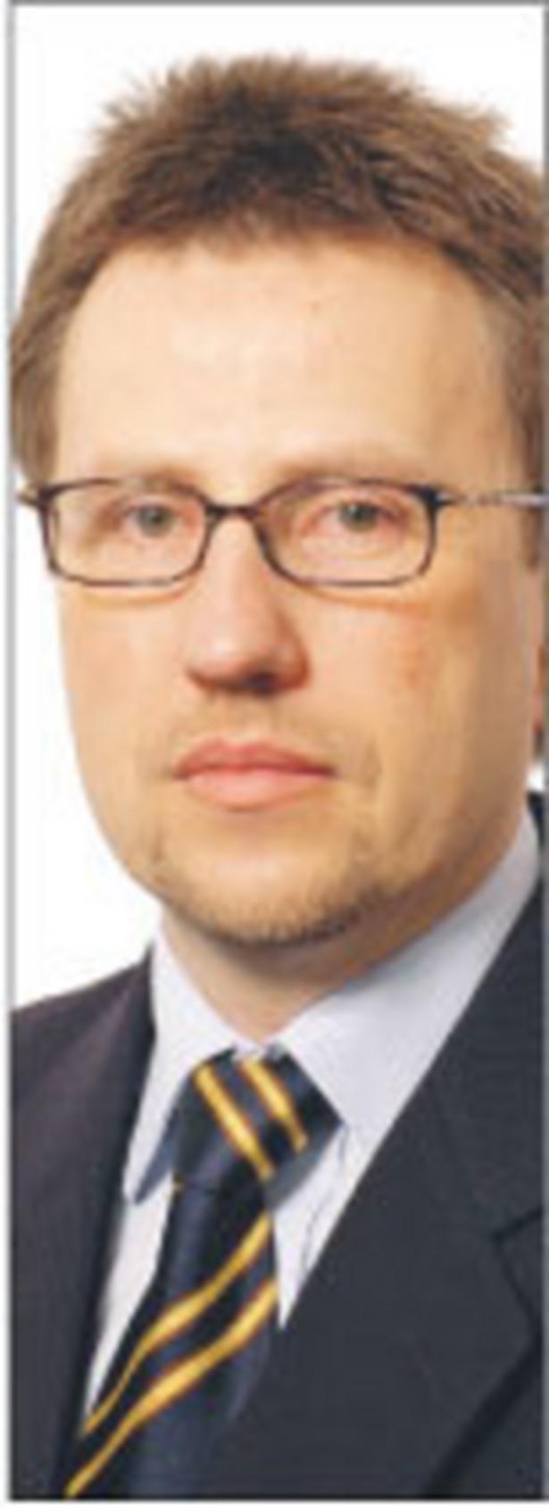 Ireneusz Matusiak, radca prawny z kancelarii TGC Corporate Lawyers