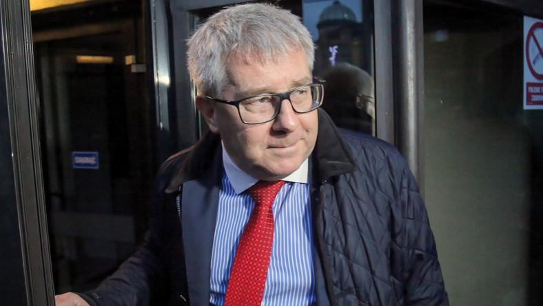 Europoseł Ryszard Czarnecki