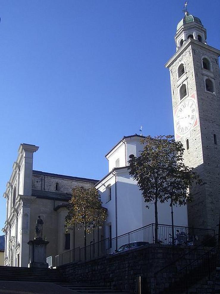 Lugano Katedrala San Lorenco