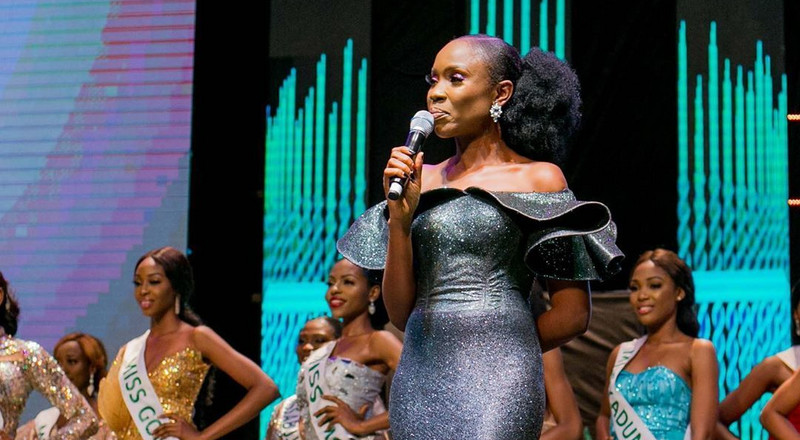 Miss Nigeria 2019: See all Kemi 'Lala's outfits as she host the event