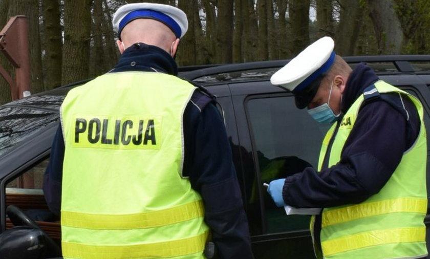 Pijaną 33-latkę zatrzymał inny kierowca