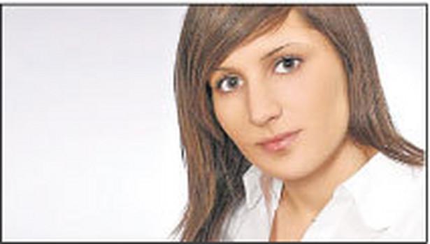 Paulina Bzymek, konsultant podatkowy w Doradztwie Podatkowym WTS & SAJA