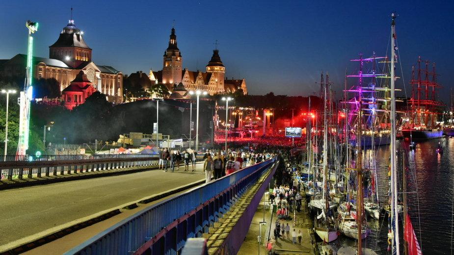 The Tall Ships Races 2021 w Szczecinie. Wydatki będą niższe