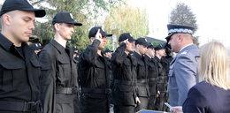 Oni powiększyli szeregi małopolskiej policji