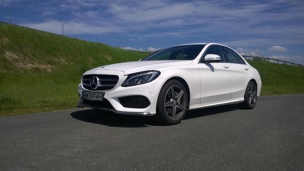 Mercedes klasy C - najchętniej wybierany w Europie samochód klasy D